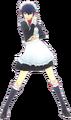 P4D Naoto Shirogane maid uniform.png