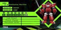 Dominating Machine