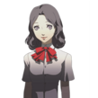 P3P Saori summer school uniform portrait