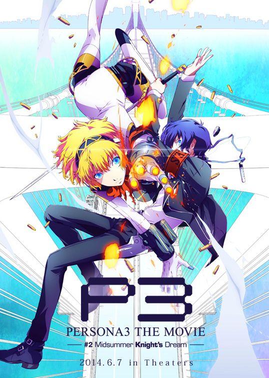 Download Persona 3 The Movie 2 : Midsummer Knight's Dream Sub Indonesia