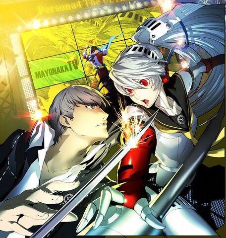 File:Persona 4 Arena artwork.jpg