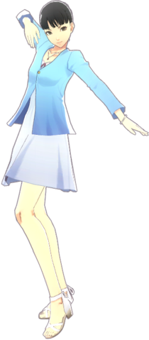 File:P4D Yukiko Amagi Summer Vacation Clothes (Limited Edition Included - DLC) change.png