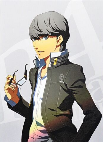 File:P4A Yu Narukami Volume 10 Illustration cover.jpg