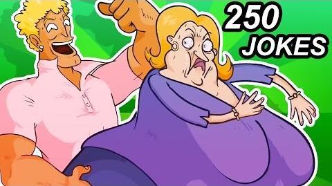 250 YO MAMA JOKES - Can You Watch Them All?