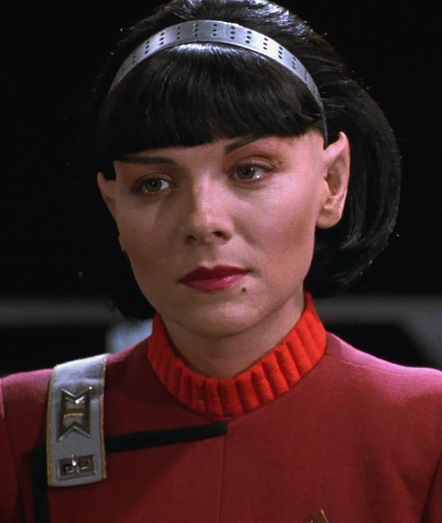 Cosplay babes cosplay lieutenant nyota uhura - 4 8