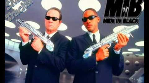 Men in Black Original Score ♫ Sexy Morgue Babe Icon - Danny Elfman - 1997 ♫