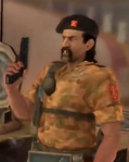 VZ tank commander