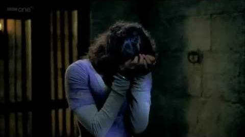 "Merlin 4x09 ""Lancelot and Gwen kiss"" scene"