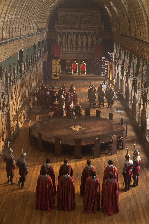 Image - Sarrum at the round table.jpg | Merlin Wiki ...
