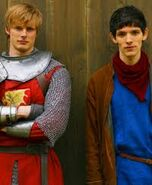 Merlin and arthur dollophead