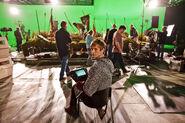 Bradley James Behind The Scenes Series 4