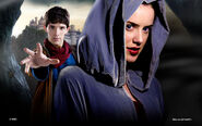 Merlin S1 The mark of Nimueh