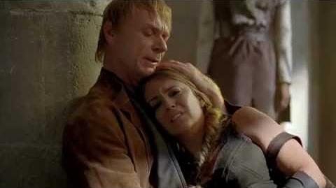 Merlin - Isolde's Death Scene 4x13