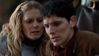 Morgause and Merlin