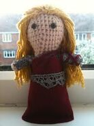 Morgause stitch
