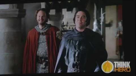Merlin Season 4 Blooper Reel HD