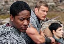 Merlin, Percival and Elyan