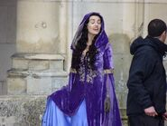 Katie McGrath Behind The Scenes Series 3-3