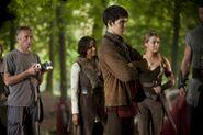 Merlin Cast Behind The Scenes Series 4-3