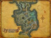 Silvertine Lodes map