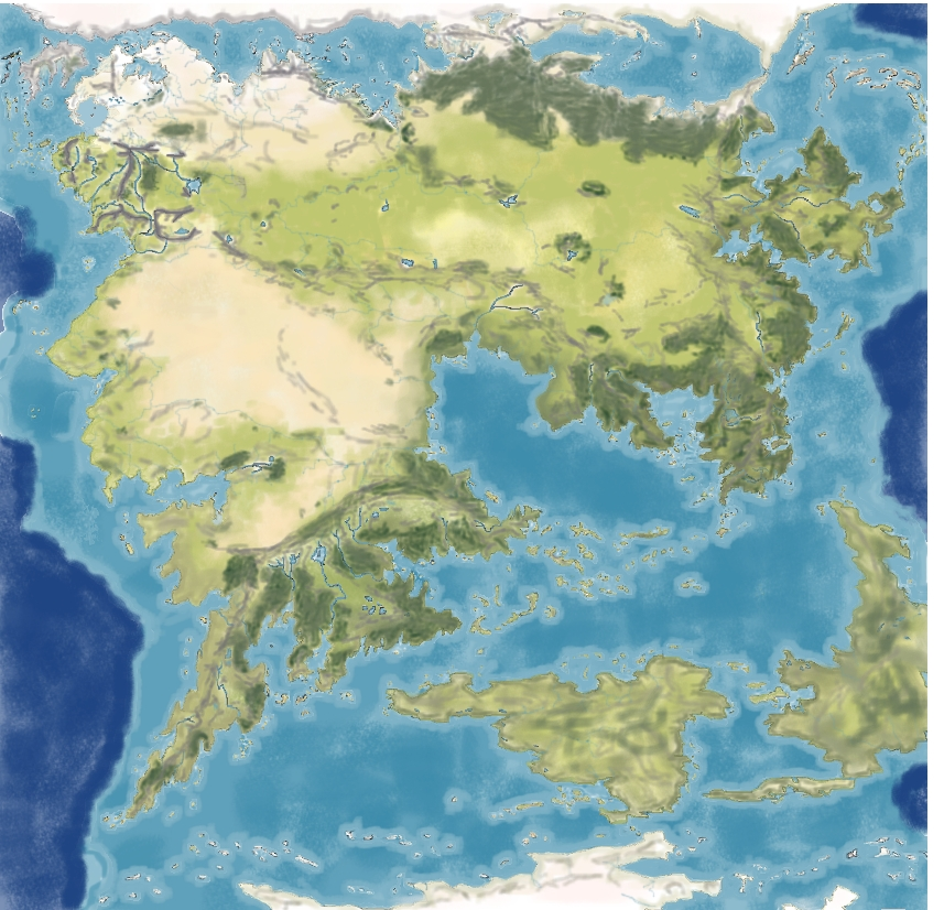 How much the MERP maps are accurate ? : tolkienfans