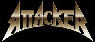 Attacker bandlogo