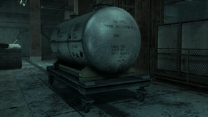 Tank Wagon 1 Pic 2 (Metal Gear Solid 4)