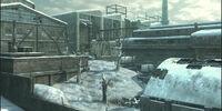 Winter Warehouse