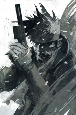 File:Solid Snake by Ashley Wood.jpg