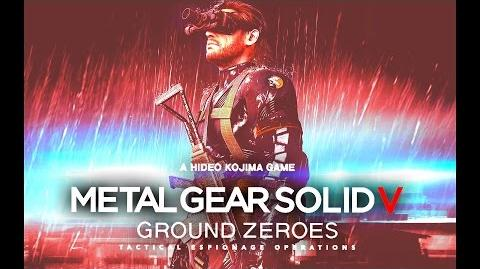 "(60fps) MGS V - Ground Zeroes - Main Mission ""Naked Run"" on HARD (S-Rank)"