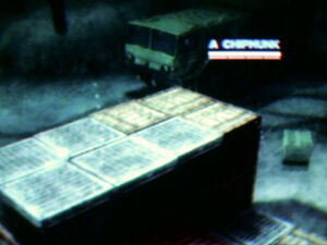 MGS3 Subsist Map H Ice