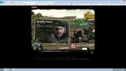 Kojima Productions Gamescom 2009 Special Site (Japanese; left)