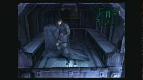Metal Gear Solid 1 - Unused Beta Animations