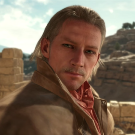 Image - Ocelot MGSV.png | Metal Gear Wiki | Fandom powered by Wikia