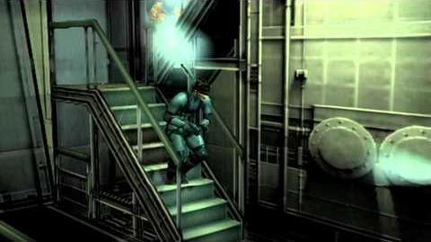 Metal Gear Solid 2 E3 2000 Trailer HD WS