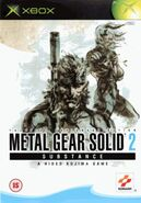 MGS2SUSBTANCE EUROPE COVER