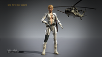 Sneaking Suit (The Boss) Naked SP