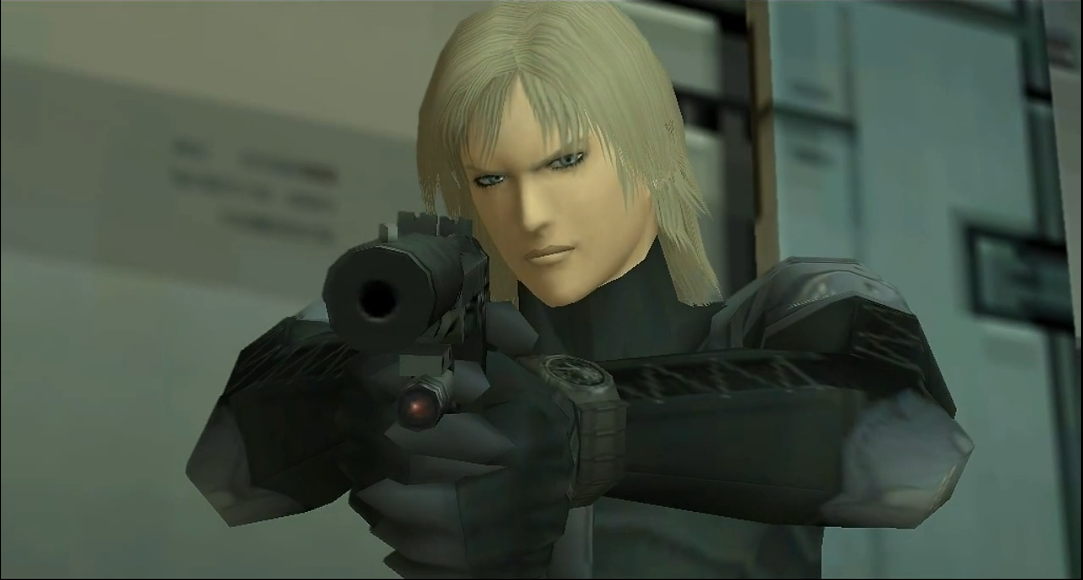 Raiden Mgs2 Hd Raiden was sent to diffuse the