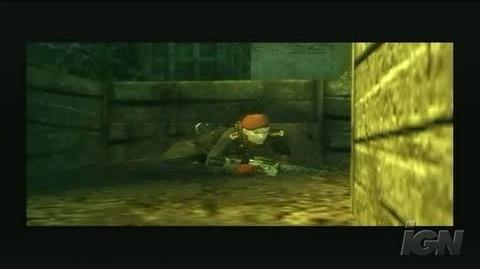 Metal Gear Solid Portable Ops Sony PSP Trailer - Metal