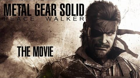 Metal Gear Solid Peace Walker - The Movie HD Full Story