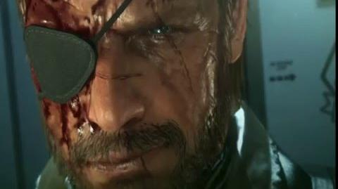 Metal Gear Solid V The Phantom Pain Ost - Big Boss