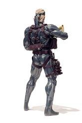 Metal gear snake (4)