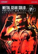 Metal Gear Solid Portable Ops Plus Guide 01 A