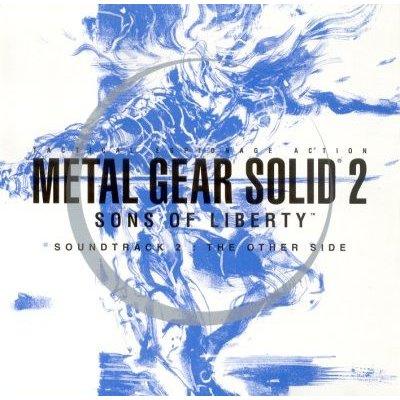 File:Metal Gear Solid 2 Sons of Liberty Soundtrack 2 The Other Side cover.jpg