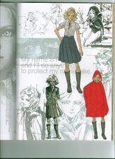 Paz Ortega Andrade artwork in bonus art packet 001