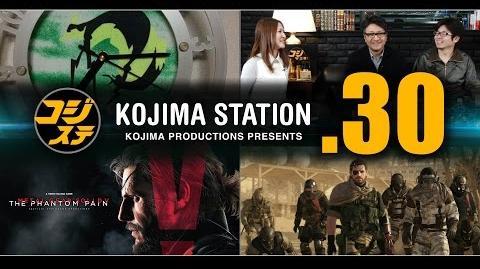 コジステ第30回: 『メタルギア オンライン』情報、4冠達成「PlayStation Awards 2014」、PC版『MGSV GZ』生プレー ほか (コジマ・ステーション)