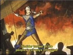 Warrior Shaider 2