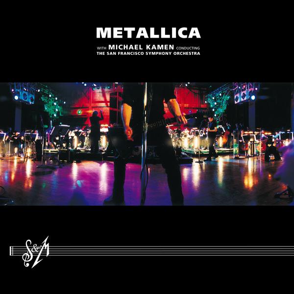 live album    Metallic...