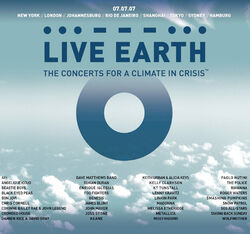 Live from Live Earth (live album)