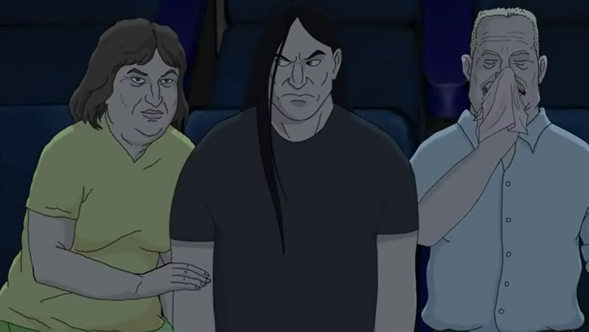 Metalocalypse - Nathan Explosion Pictures, Images & Photos ...